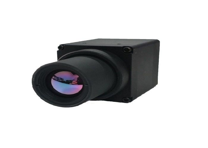 LWIR Uncooled Night Vision Camera Module , 8 - 14μM Nir Camera Module